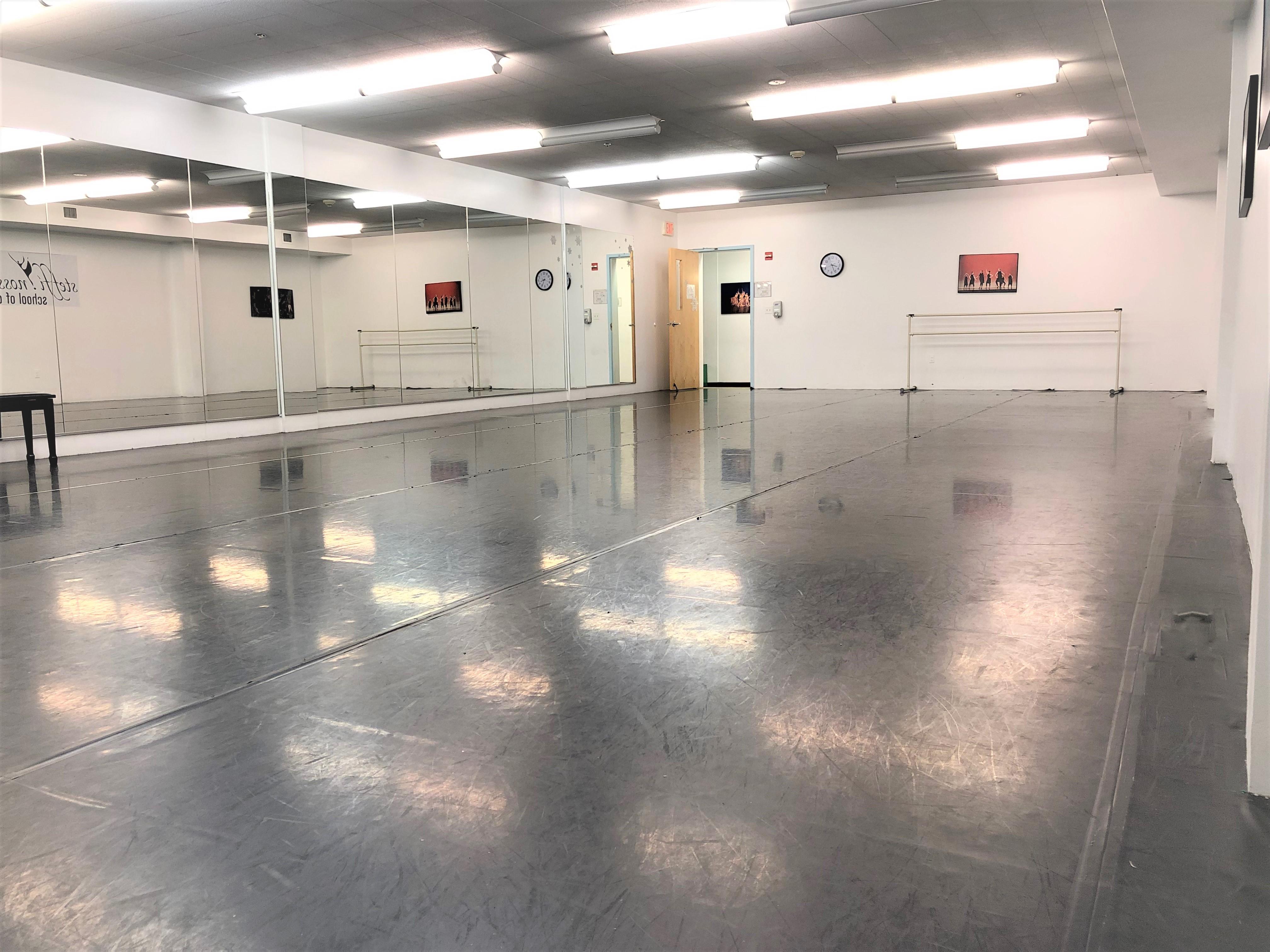 Studio Rentals Steffi Nossen School Of Dance Westchester